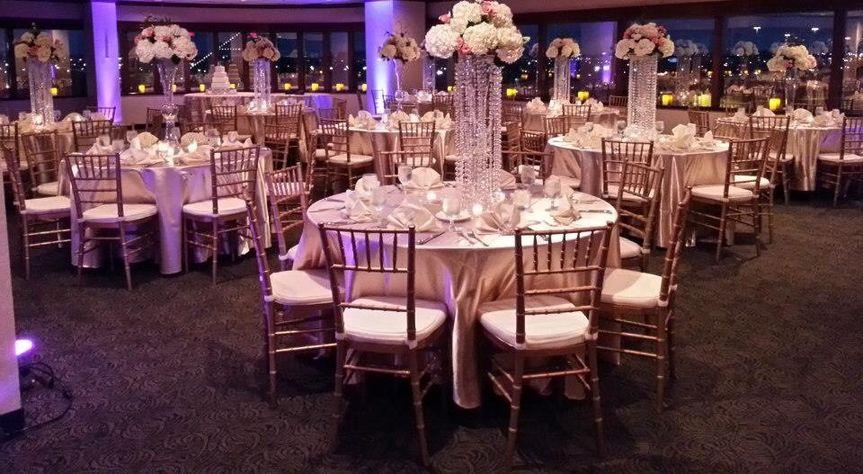 Cacharel Grand Ballroom