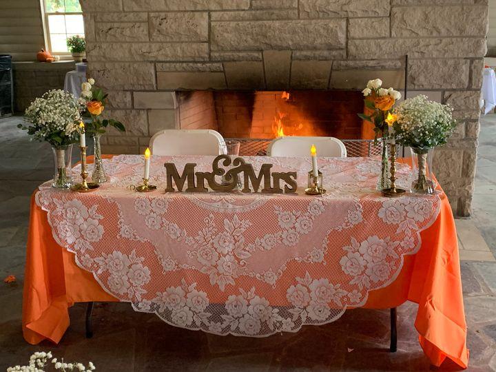 Tmx Fall Head Table 51 2017593 161434988452417 Wixom, MI wedding planner