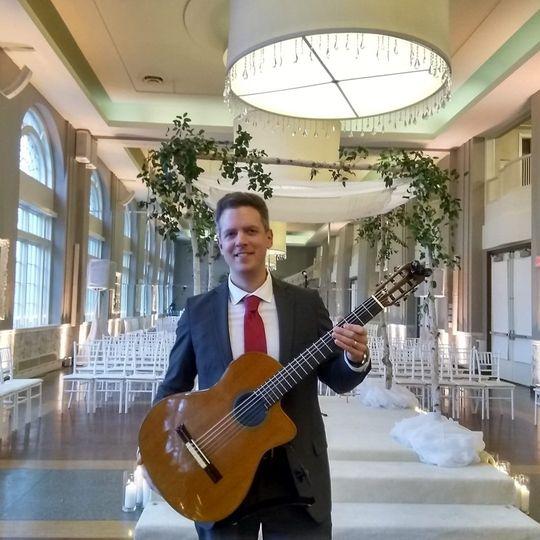 Jim Falbo (classical guitar)
