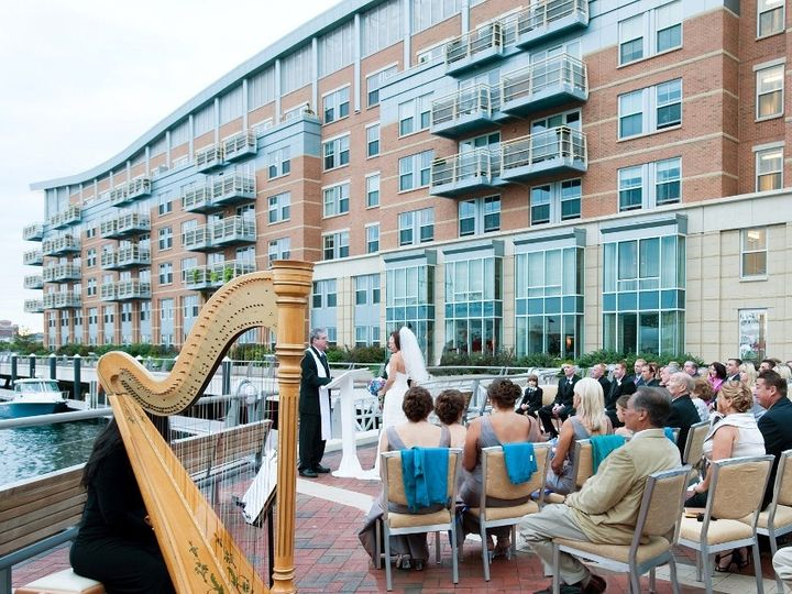 Tmx 1459181451351 Outdoor Ceremony Cropped Boston, MA wedding venue