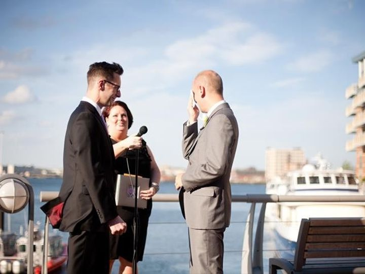 Tmx 1459182625867 Ceremony3 Boston, MA wedding venue