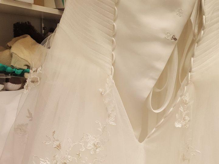 Tmx 1528642644 Fef5af1e803b497c 1528642640 488c9f7d1cedf5d6 1528642630088 8 CA8A0C31 3C31 40AA Rancho Cucamonga wedding dress