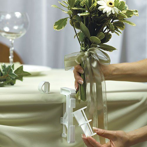 Bridal Bouquet- Item # WS804 Transform your wedding table, from ordinary to elegant, with the...