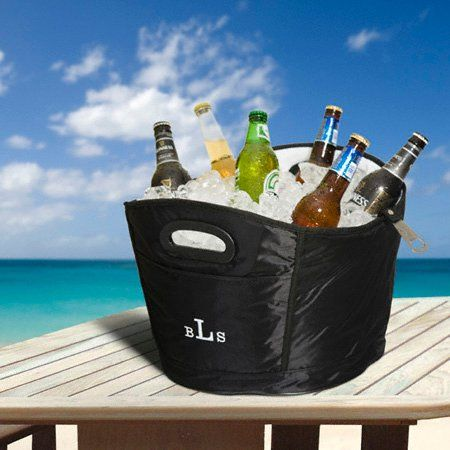 Personalized Laguna Beach Tub Cooler- Item # GC509...personalized Laguna Beach Cooler Tub is perfect...