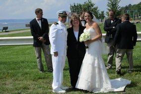 Joann McGregor Wedding Officiant
