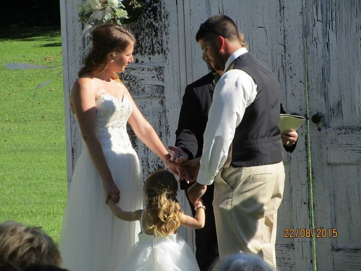 Tmx 1465514164784 119474525413432360175688254892707138037180n Sterling, New York wedding officiant