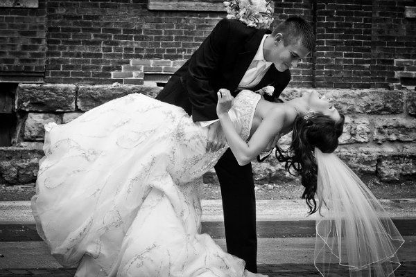 Tmx 1326395840846 BrideGroom034 Dubuque, IA wedding photography