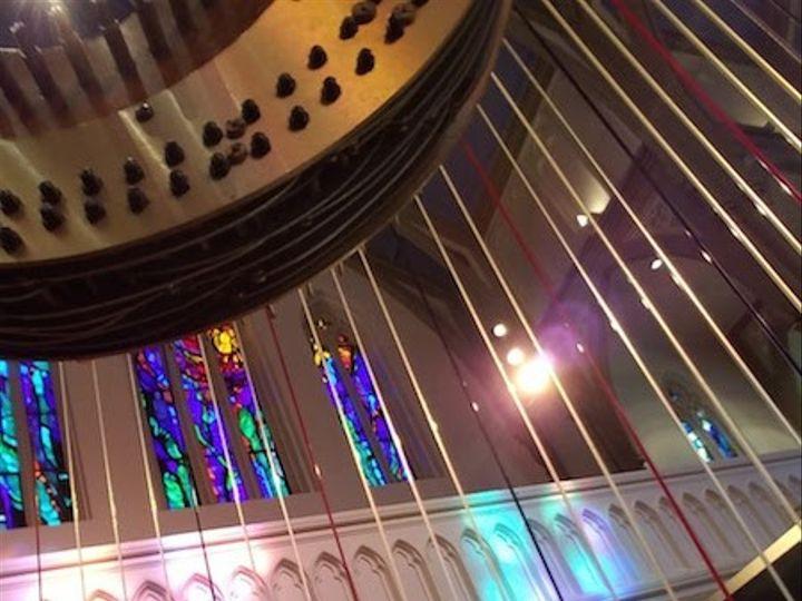 Tmx 1508603294731 Harpchurch Brooklyn, NY wedding ceremonymusic