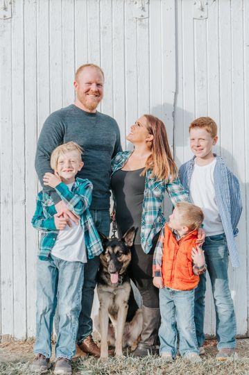 Stumbaugh Family