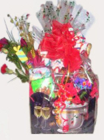 Tmx 1360029766968 Champagnebasket Atlantic City wedding favor