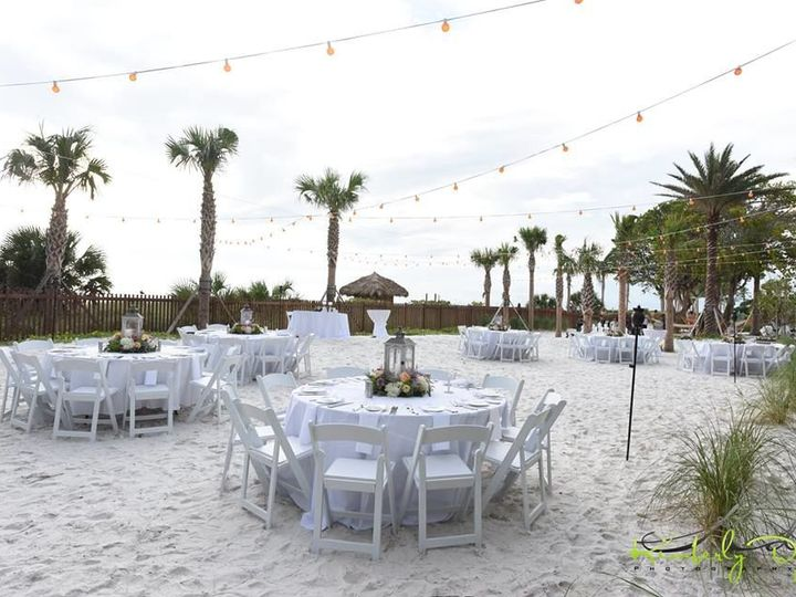 Tmx 1537970629 A3adc9f353bd69af 1537970628 114ea10d74954607 1537970417402 1 Sunset With Lights Longboat Key, FL wedding venue