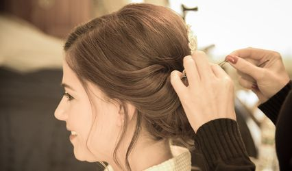 DIAMOND BRIDE HAIR