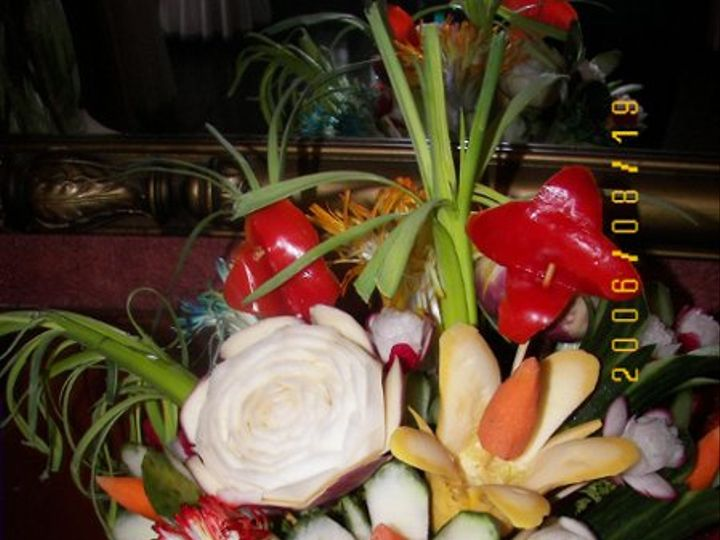 Tmx 1254165001051 VeggieDisplay Memphis, Tennessee wedding venue