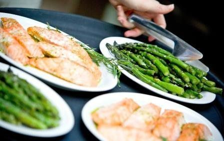Family Style Dinner - elegant and affordable option to the standard buffet