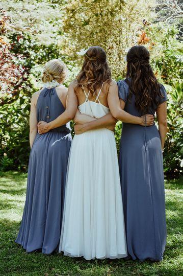 Heaven Sent Bridesmaids