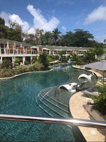 Longest Pool Lagoon