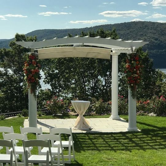 Ceremony on the Bluff