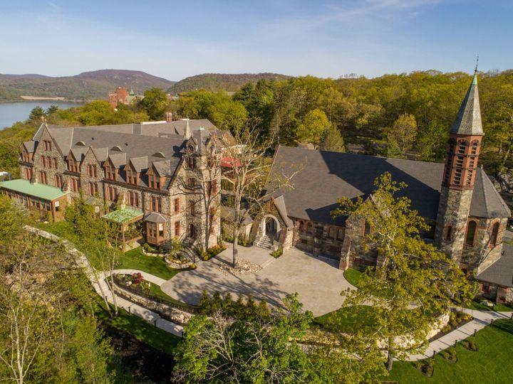 Tmx Arial View Of The Abbey Ii 51 1862693 159006767958144 Peekskill, NY wedding venue