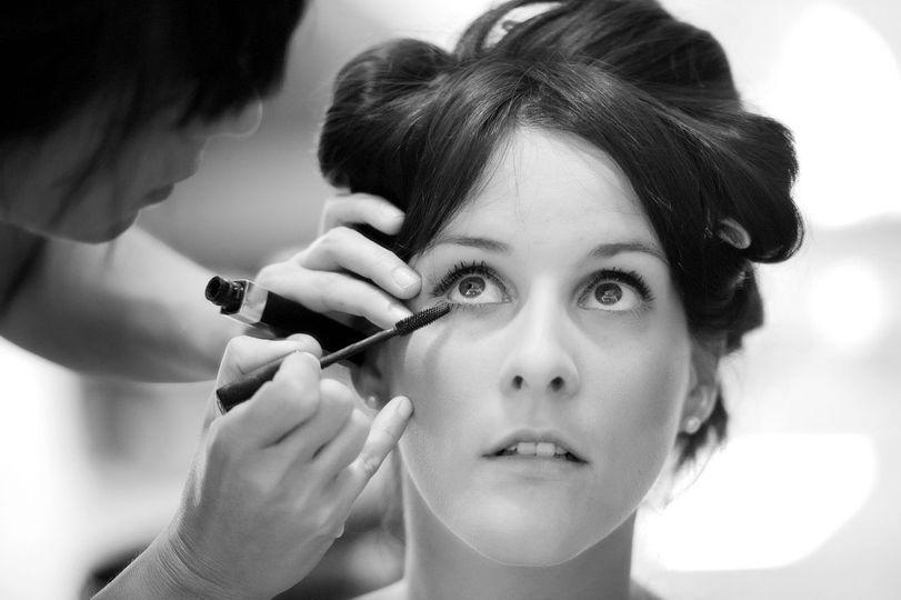 Bride's Make Up