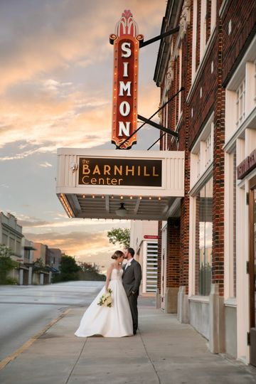 married couple under marquee 51 1292693 161659970883865