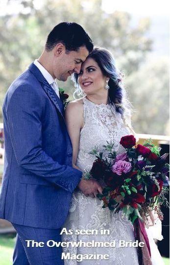As seen in overwhelmed bride farm wedding .