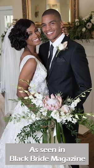 As seen in Black Bride.comclassic black suits and tux in slim or reg fit from $99.99 Own it and look...
