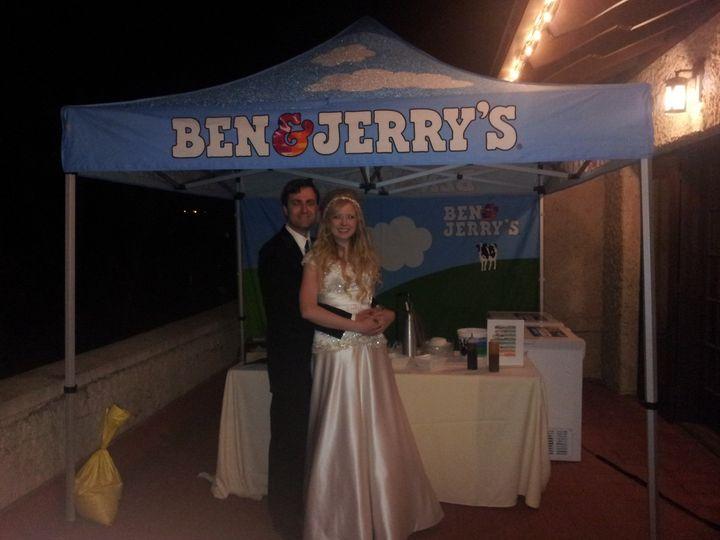 ben jerrys wedding 2