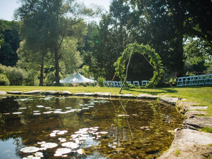 Tmx Pond Ceremony 51 1384693 159853423621782 North Bennington, VT wedding venue
