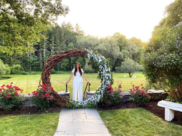 Tmx Wedding Arbor 51 1384693 159853423792397 North Bennington, VT wedding venue