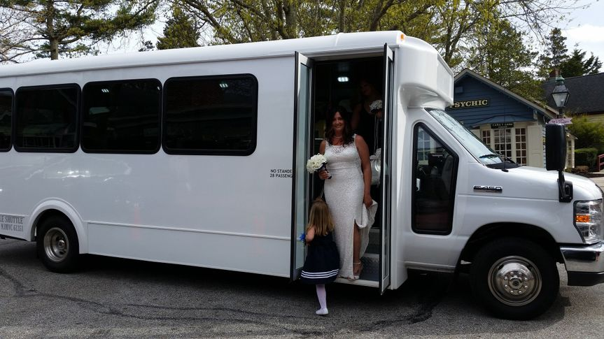 Wedding shuttle