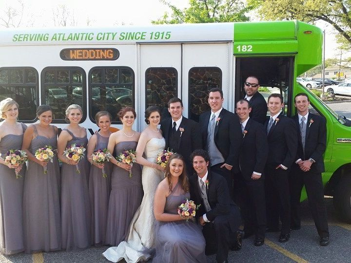 Tmx 1433861705534 Mikes Shuttle Atlantic City, New Jersey wedding transportation