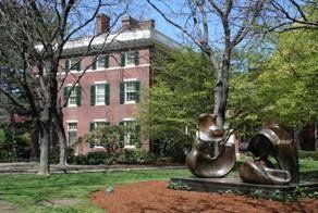 Harvard Faculty Club & Loeb House at Harvard University