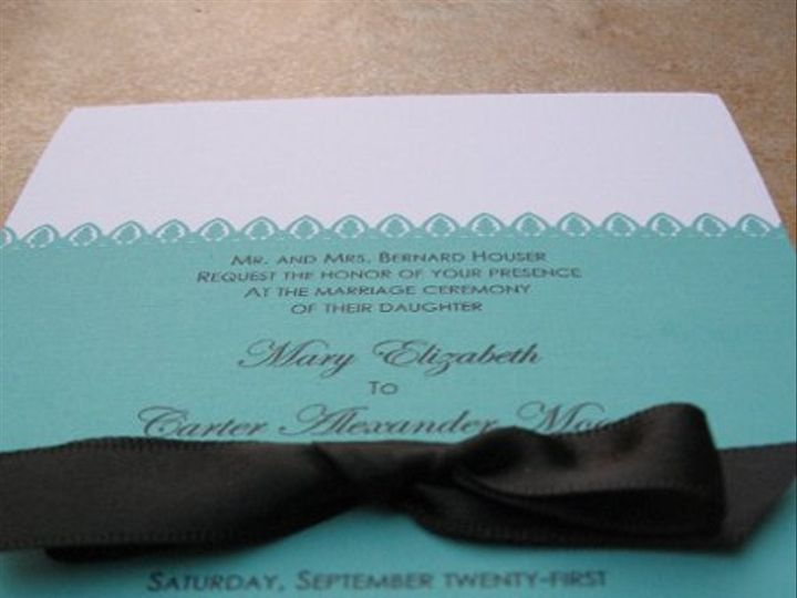 Tmx 1222823474007 DNDSamples006 Durham wedding invitation