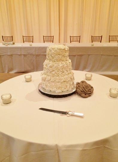 Patti\'s Pasticceria - Wedding Cake - McKeesport, PA - WeddingWire