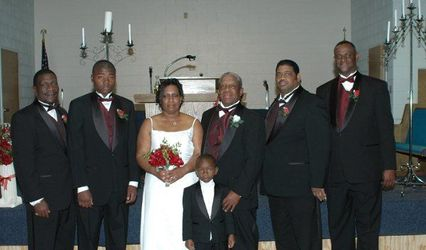 LM Creations Wedding & Event Planning 1