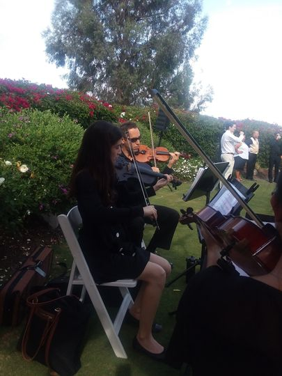 String Quartet at Shadowridge