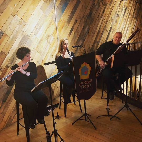 Trio at Mission Brewery