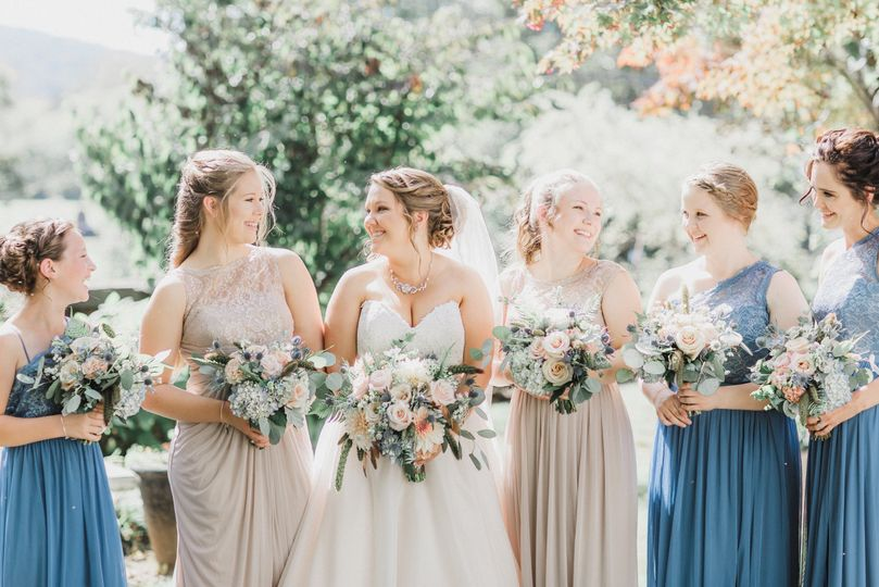 Summer Thyme Floral Weddings