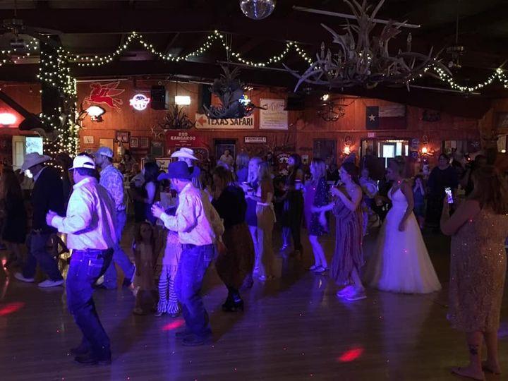 Throckmorton Wedding