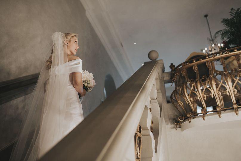 St. regis florence bride
