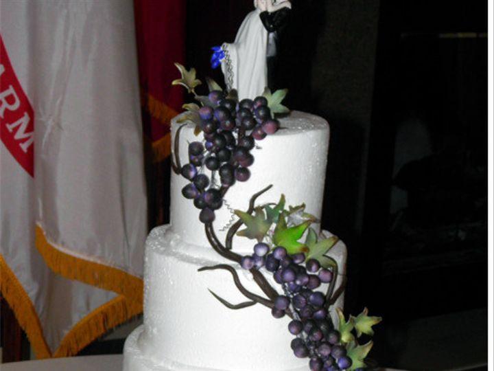 Tmx 1422767512634 04 Santee wedding cake
