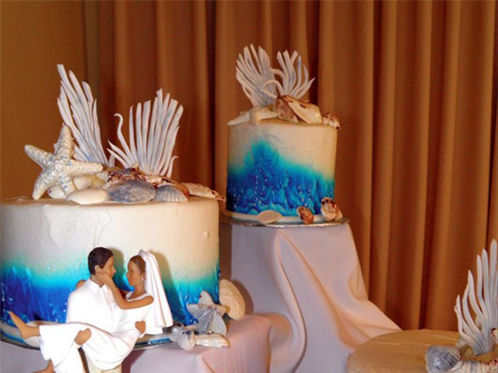 Tmx 1422767553577 8 Santee wedding cake