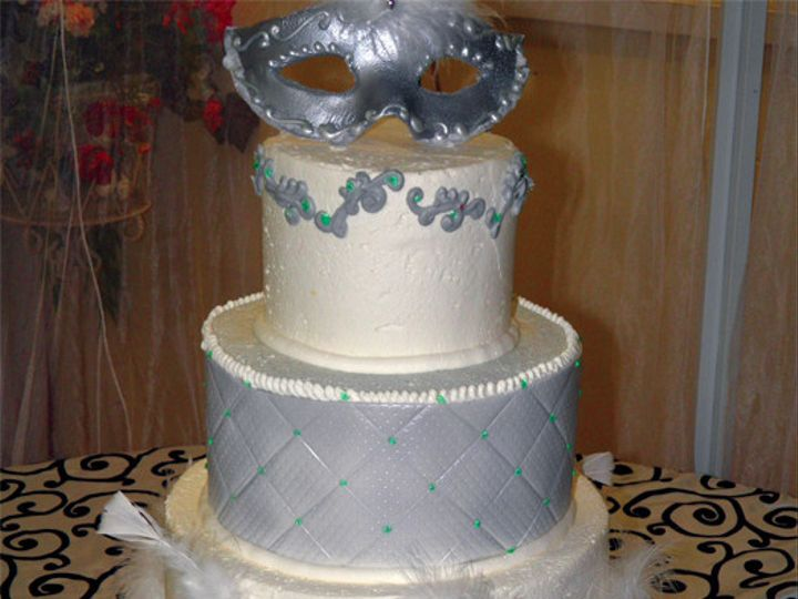 Tmx 1422767693512 16 Santee wedding cake