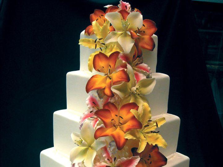 Tmx 1422767829325 50 Santee wedding cake
