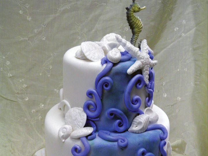 Tmx 1422767841851 54 Santee wedding cake