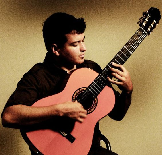 Trio Paz for your wedding! Daniel Fríes plays Romantic Spanish guitar for ceremonies, and Trio Paz...