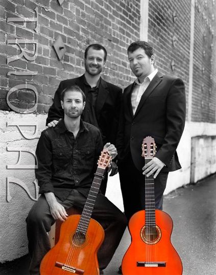 Trio Paz for your wedding! Trio Paz plays Romantic Spanish guitar for ceremonies, and instrumental...