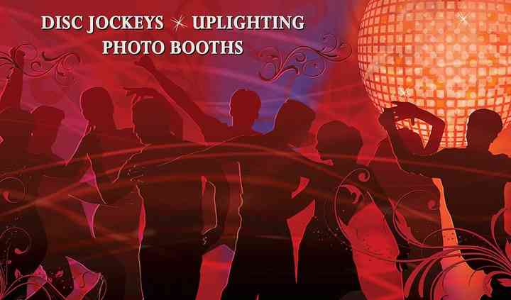 Music Caterer DJ, Photo Booth, & Uplighting