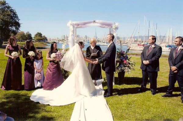Tmx 1309633286930 KathyOaklandYachtClub San Francisco, California wedding officiant