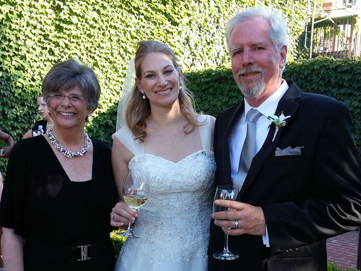 Tmx 1428789892943 Beth  Chris San Francisco, California wedding officiant